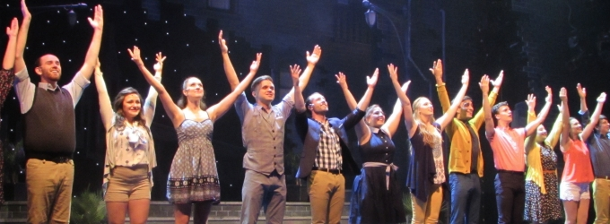 BWW Review: MSMT's A GRAND NIGHT FOR SINGING (and Dancing) Lives Up To Its Name
