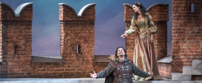 BWW Review: THE LOVE OF THREE KINGS at Sarasota Opera