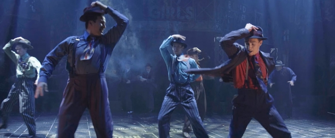 Exclusive Video: Get A First Look At Stratford's GUYS AND DOLLS