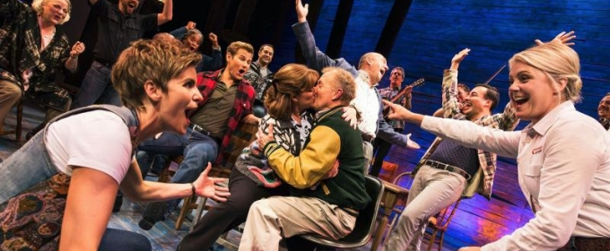 DVR Alert: Cast of Broadway's COME FROM AWAY to Perform on NBC's LATE NIGHT