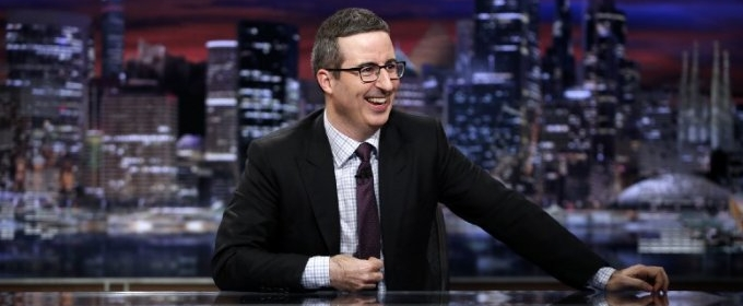 VIDEO: John Oliver Examines Proposed Federal Budget on LAST WEEK TONIGHT