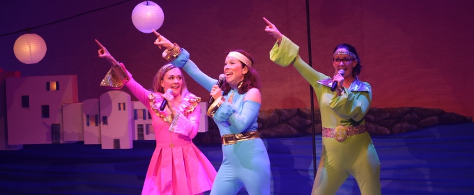 VIDEO: First Look at MAMMA MIA! at Northern Stage