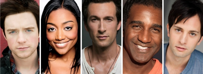 Norm Lewis & Aaron Lazar Will be Joined by All-Star Cast in Concert Reading of Stephen Schwartz's THE PRINCE OF EGYPT