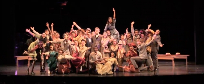 BWW TV: Shubert Foundation Shines a Light on the Stars of Tomorrow- Watch Highlights from NYC High School Theatre Festival!