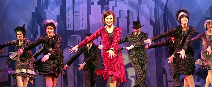 Photo Flash: First Look at Taylor Quick, Dan DeLuca, Samantha Sturm and More in Goodspeed's THOROUGHLY MODERN MILLE