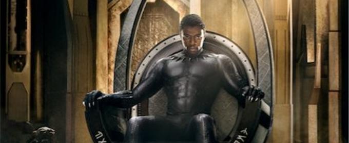 Photo Flash: Marvel Studios Release Teaser Poster for BLACK PANTHER