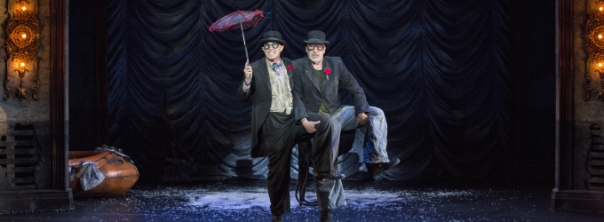 BWW REVIEW: THE LAST TWO PEOPLE ON EARTH Sing and Dance at A.R.T.