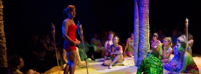 Photo Coverage: First look at Short North Stage's PSYCHO BEACH PARTY