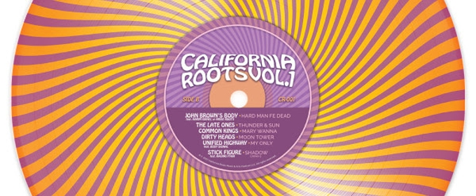 California Roots Music & Arts Festival Releases Debut Vinyl Compilation 'California Roots Vol. 1'