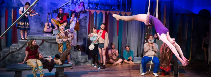BWW Reviews: Gender Switching and Circus Performers Liven Up THE WINTER'S TALE at Anon It Moves