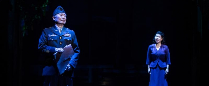 Sing Out, Louise! George Takei's ALLEGIANCE to Arrive in Los Angeles in 2018