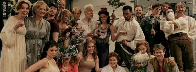 Photo Flash: Saturday Intermission Pics, 5/30- EVER AFTER Snaps First #SIP, and More!