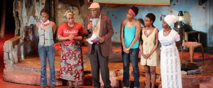VIDEO: Danny Glover Leads Passionate Post-Show Dedication at ECLIPSED in San Francisco
