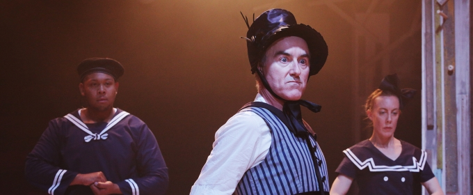 BWW Review: CINDERELLA: A FAIRYTALE, Tobacco Factory