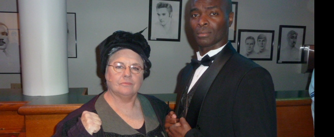BWW Interview: Louis Baker of RAGTIME at Actors' Repertory Theatre Of Simi