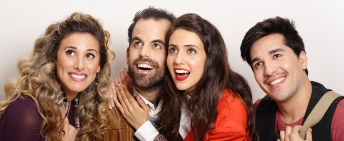 BWW Review: ORDINARY DAYS Extraordinarily Surprises at the Cameri Caffe Theatre