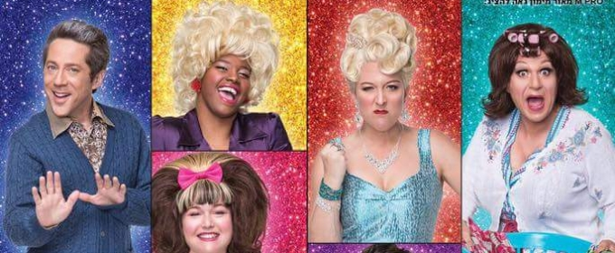 VIDEO: Israeli Production of HAIRSPRAY Can't Stop the Beat