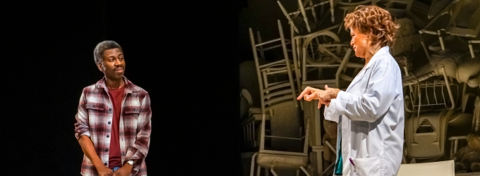 BWW Review: Powerful and Evocative World Premiere ROZ AND RAY at Seattle Rep