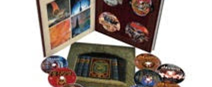 Saxon Release 14 CD Box Set Solid Book of Rock with Bonus Tracks
