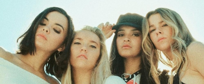The Aces Debut New Track 'Touch'