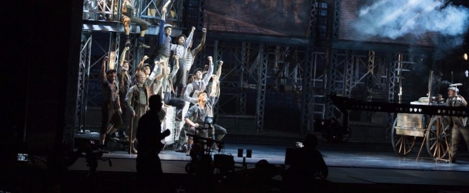 Breaking: NEWSIES Will Seize Another Day (Or Two) in Movie Theatres This August!