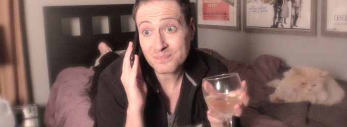 BWW TV Exclusive: CHEWING THE SCENERY- Randy Rainbow Drunk Dials Carol Channing!