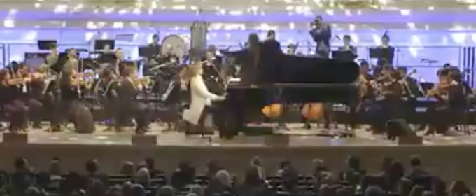 BWW TV: Watch Highlights of Yoshiki With the Tokyo Philharmonic Orchestra at Carnegie Hall