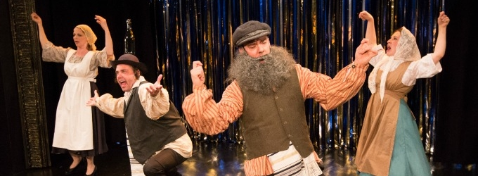 BWW Reviews: Laugh Along with FORBIDDEN BROADWAY'S GREATEST HITS at Act II Playhouse