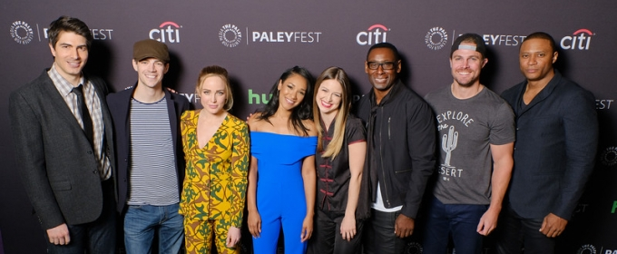 BWW Exclusive: THE FLASH/SUPERGIRL Musical Crossover Scoop and More from Paleyfest
