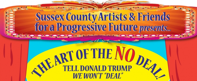 Beth Leavel, Christopher Sieber, Ward Billeisen, Seth Danner & More to Perform Monday 5/22 in Sussex County for THE ART OF THE 'NO' DEAL Benefit