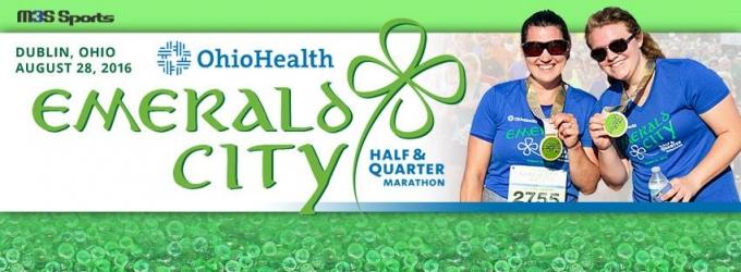 2016 OhioHealth Emerald City Half & Quarter Marathon Announces Safety Precautions for Inclement Weather, 8/28