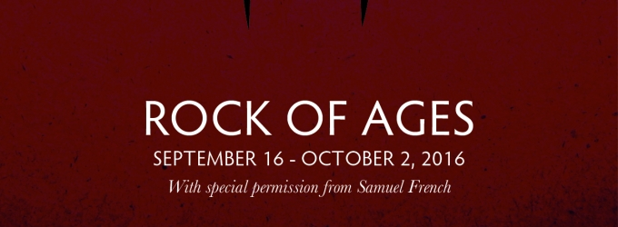 Sioux Empire Community Theatre Presents ROCK OF AGES, 9/16