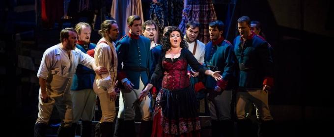 BWW Review: CARMEN: A Triumphant Crown to a Decade of Impressive Opera