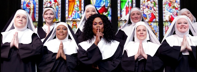 The Des Moines Community Playhouse Presents SISTER ACT, 4/1