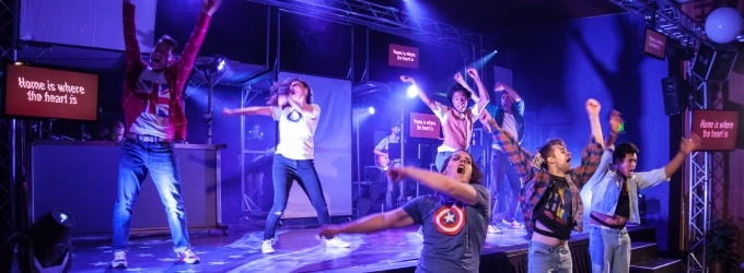 BWW Review: AMERICAN IDIOT