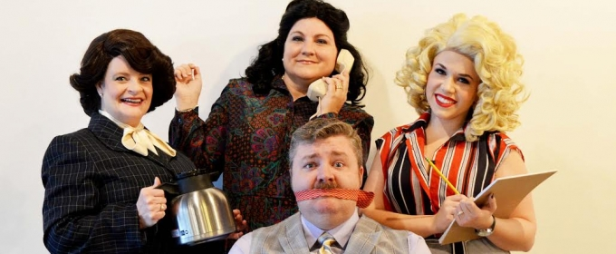 FRIDAY 5 (+1): The Leading Ladies of CFTA's 9 to 5: THE MUSICAL