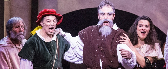 BWW Review: Performance Now's MAN OF LA MANCHA a Stunning Musical Adaptation of Classic Tale
