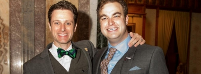 Photo Flash: A GENTLEMAN'S GUIDE TO LOVE AND MURDER National Tour Kicks Off in Chicago!