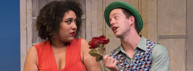 BWW Review: Frothy Fun from Sound Theatre Company's ONE MAN, TWO GUVNORS