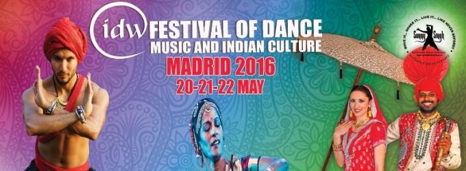 Vuelve a España el Indian Dance Weekend