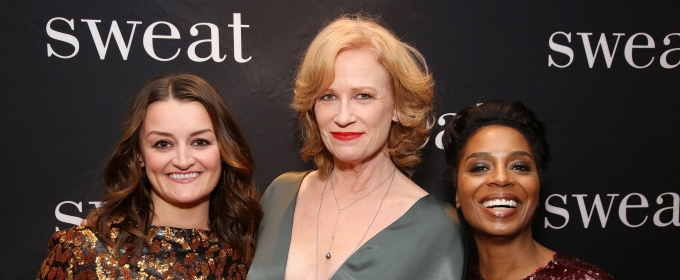 Photo Coverage: SWEAT Celebrates a Hard-Hitting Broadway Opening