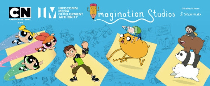 IMDA and Cartoon Network Support Local Animation in Singapore with Launch of Imagination Studios