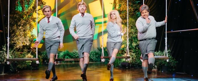 VIDEO: Ben Platt, Tim Minchin & James Corden Perform DONALD: THE MUSICAL!