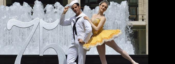 BWW Reviews: ABT's 75th ANNIVERSARY GALA Served up a Retrospective Feast of Excerpts from the Company's Incomparable Repertoire