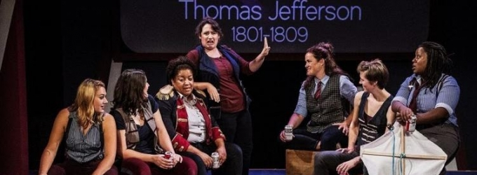 BWW Review: 44 PLAYS FOR 44 PRESIDENTS is an American History Geek's Turn On at CPT...But...