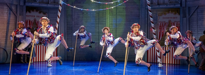 BWW Review: CHITTY CHITTY BANG BANG, King's Theatre, Glasgow, 19 October 2016