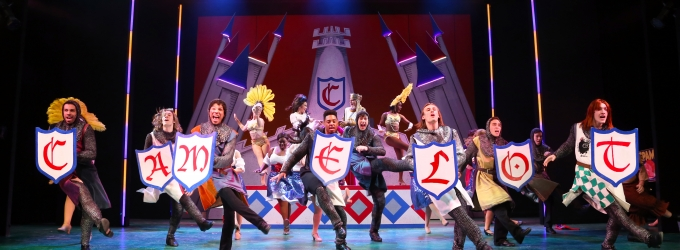 Photo Flash: First Look at Richard Kline, Mariand Torres & More in Connecticut Rep's SPAMALOT