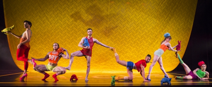 BWW Review: BODYTRAFFIC Merging the Past and Future of Great American Dance at The Joyce Theater