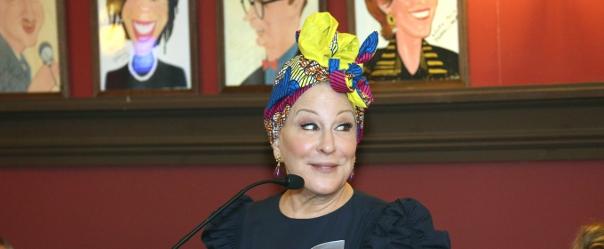 Photo Coverage: Bette Midler, Jenn Colella and More Celebrate 67th Annual Outer Critics Circle Theatre Awards