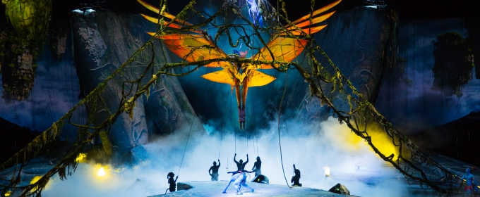 BWW Interview: Laura Silverman on Cirque du Soleil TORUK